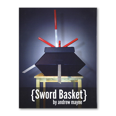 Sword Basket by Andrew Mayne - Book