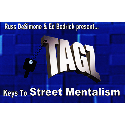 TAGZ by Russ DeSimone and Eddie Bedrick