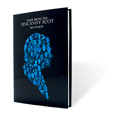 Tales from the Uncanny Scot (With Bonus DVD) by Ron Wilson - Book