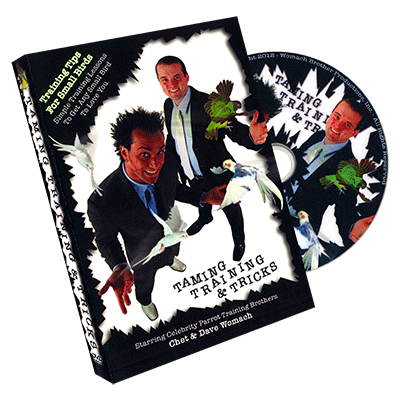 Taming Training & Tricks - Chet & Dave Womach - DVD