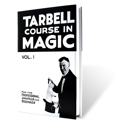 Tarbell Course in Magic Volume 1 - Book