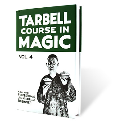 Tarbell Course of Magic Volume 4 - Book