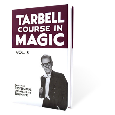 Tarbell Course of Magic Volume 8 - Book