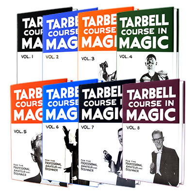 Tarbell Course in Magic Volume 1 thru 8 - Book