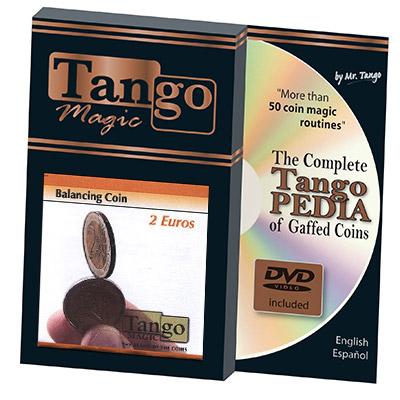 Balancing Coin (2 Euros) by Tango - Trick(E0050)