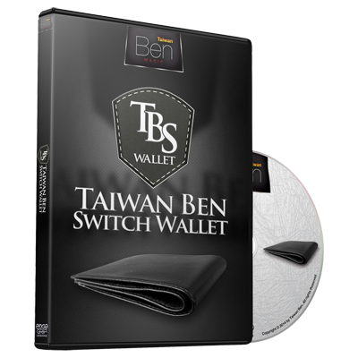 TBS Wallet by Taiwan Ben - Trick