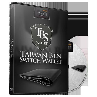 TBS Wallet - Taiwan Ben