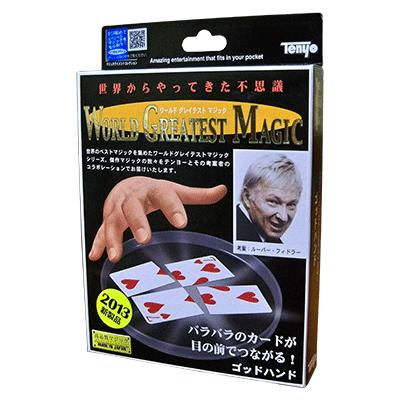 Card Surgery  Tenyo Magic
