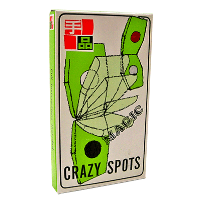 Crazy Spots (T-39) by Tenyo Magic - Trick