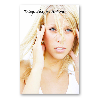 Telepathy In Action by Orville Meyer - Book