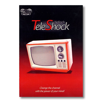 TeleShock by Nefesch and Titanas - Book