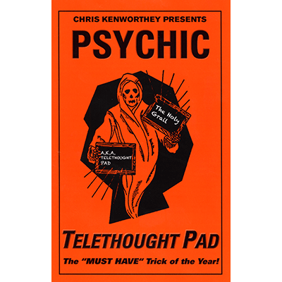 Telethought Pad - Chris Kenworthey (Large)- Trick