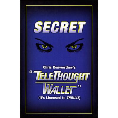Telethought Wallet (Grande) - Chris Kenworthey