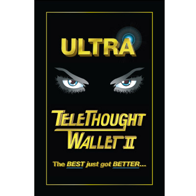 Telethought Wallet (VERSION 2) by Chris Kenworthey