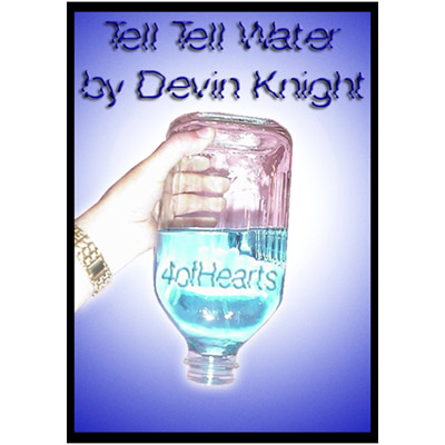 Tell Tell Water by Devin Knight - Trick