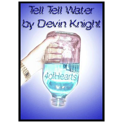 Tell Tell Water - Devin Knight