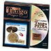 Expanded Shell Coin - 2 Euro (Steel Back) by Tango Magic - Trick (E0065)