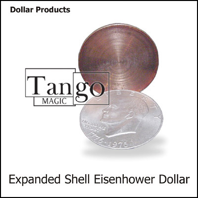 Expanded Eisenhower Dollar Shell (w|DVD)(D0009)