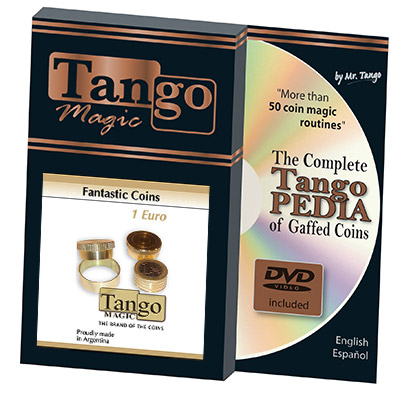 Fantastic Coins (1 Euro) by Tango - Trick (B0015)