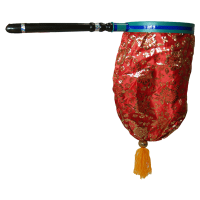Change Bag with Turning Handle (jumbo) - Premium Magic