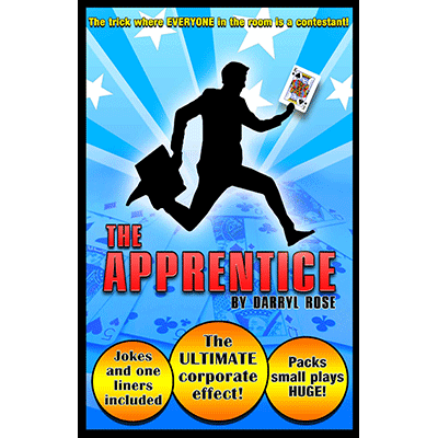 The Apprentice - Darryl Rose