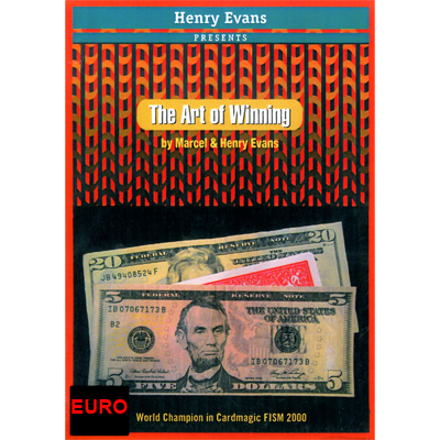 The Art of Winning (Euro) - Henry Evans & Marcel