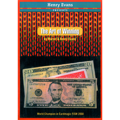 The Art of Winning (US Dollar) by Henry Evans and Marcel - Trick