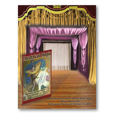 Theatrical Magic by John Pyka - Book