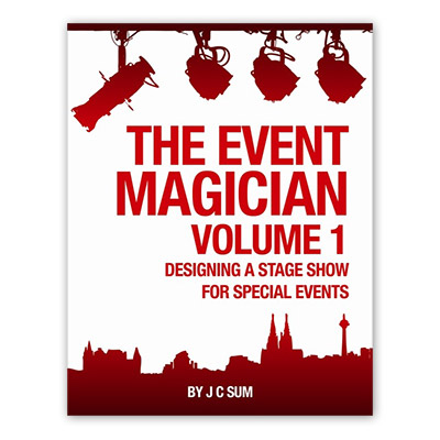 The Event Magician (Volume 1) - JC Sum - Libro de Magia