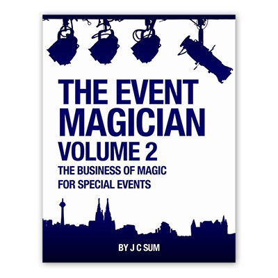 The Event Magician (Volume 2) by JC Sum - Book