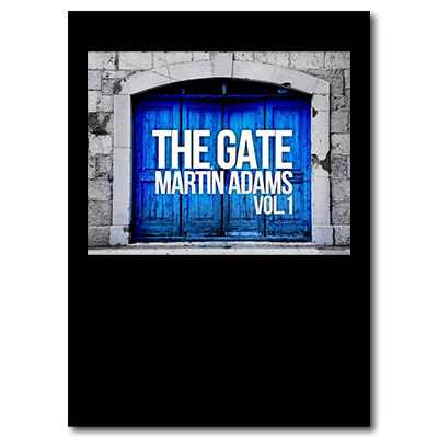The Gate (Vol.1) by Martin Adams - Book
