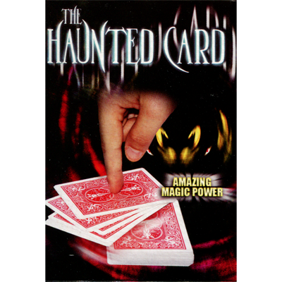 The Haunted Card by Di Fatta Magic - Trick