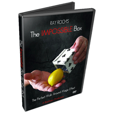 The Impossible Box by Ray Roch - Trick