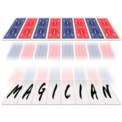 Magician by Sam Schwartz and Mamma Mia Magic - Trick