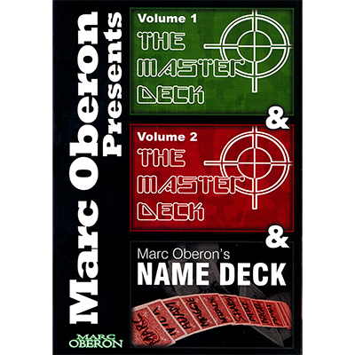Master Deck by Marc Oberon - Trick