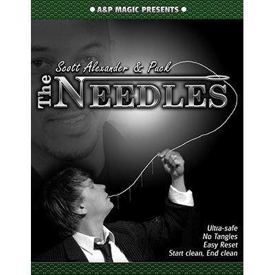 The Needles - Scott Alexander & Puck