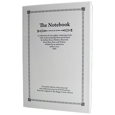 The Notebook - Will Houstoun - Libro de Magia