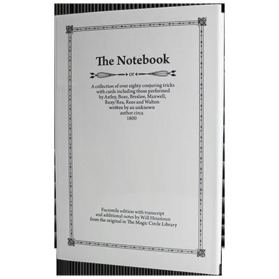 The Notebook - Will Houstoun - Libro de Magia