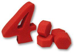 Then There Were 4 Goshman (Rojo)