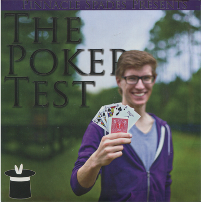 The Poker Test by Erik Casey - Trick