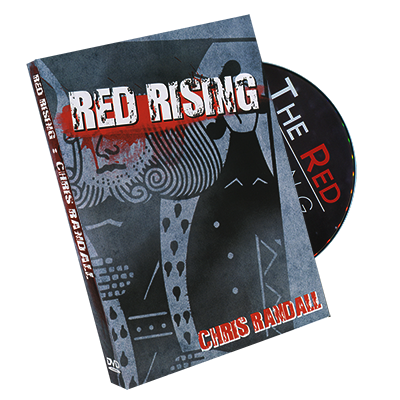 The Red Rising (DVD & Gimmick by Chris Randall - Trick