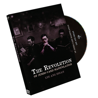 The Revolution by Lee Ang Hsuan - Trick