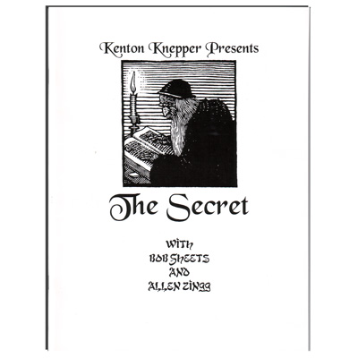 The Secret by Kenton Knepper - Book