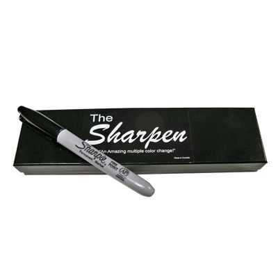 The Sharpen by Alain Vachon - Trick