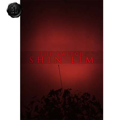 THE SWITCH BY SHIM LIM - DVD + GIMMICK