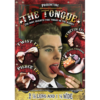 The Tongue - Trick