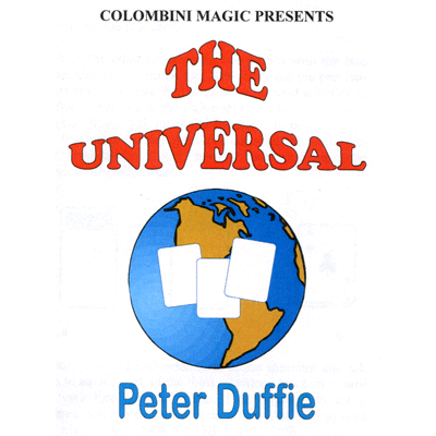 The Universal Peter Duffie