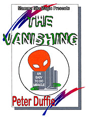 The Vanishing trick Peter Duffie