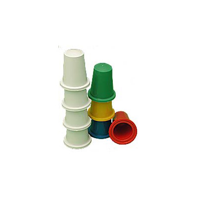 Thimbles Set Vernet (mulicolored) - Trick