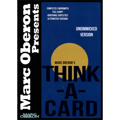 Thinka-Card (ungimmicked version) eBook DOWNLOAD